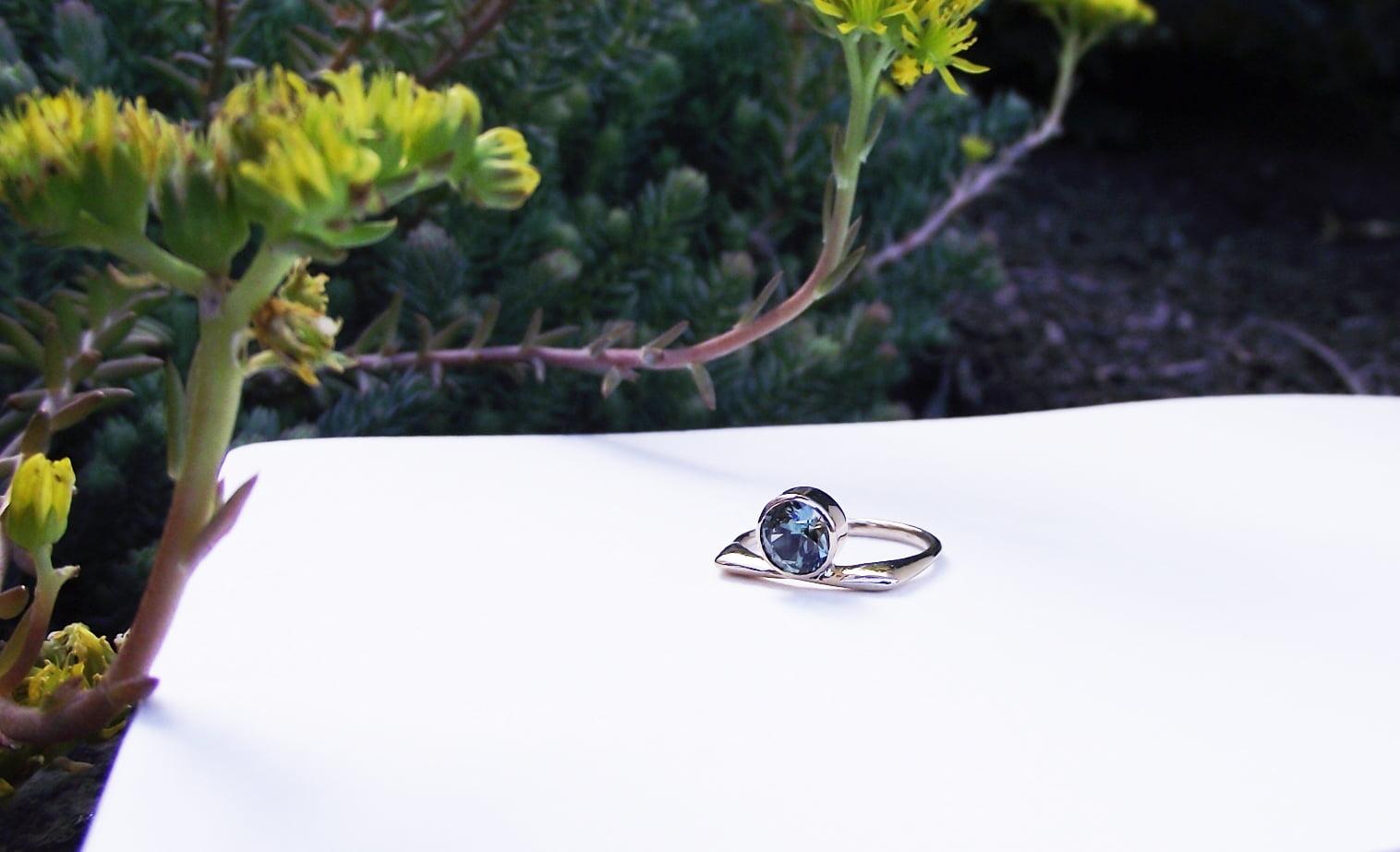 Rachael Saphire Wedding Ring_DSCF9369