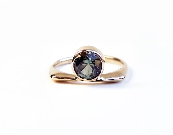 Rachael Saphire Wedding Ring_DSCF9374