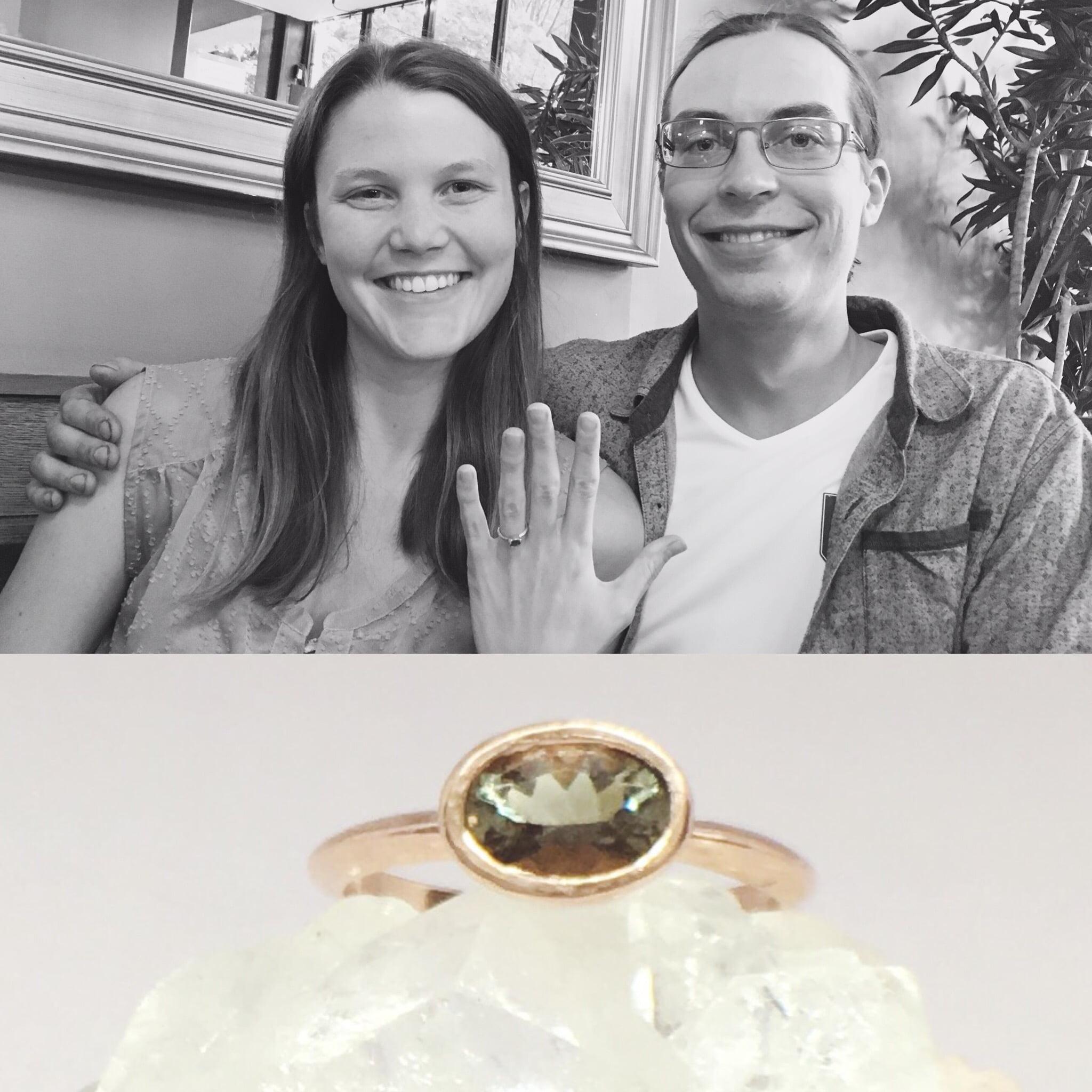 Custom Unique Engagement Rings